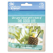 $25 Bahama Breeze Gift Card, 3 pk.