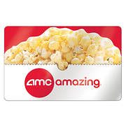 $15 AMC Gift Card, 3 pk.