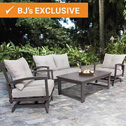 3i Northtown 4-Pc. Deep Seating Set
