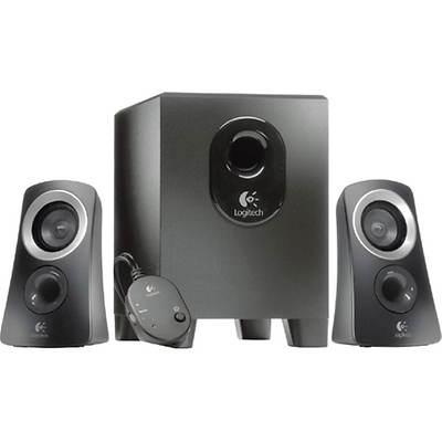 Logitech 3-Piece Speaker System