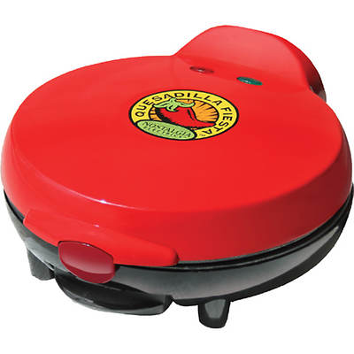 "Nostalgia Electrics 8"" Electric Quesadilla Maker"