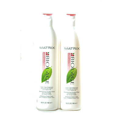 Matrix Biolage Colorcaretherapie Color Care Shampoo, 16.9 Oz., 2-Pk