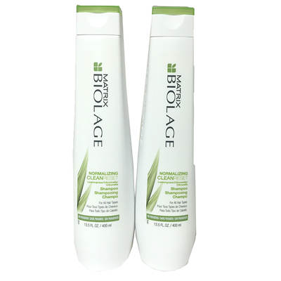 Matrix Biolage Normalizing Shampoo, 16.9 Oz., 2-Pk