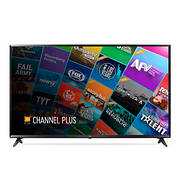 """LG 60UJ6050 60"""" 4K UHD HDR Smart LED TV with White Glove Delivery"""