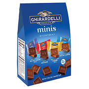 Ghirardelli Chocolate Minis Assortment, 17.8 oz.