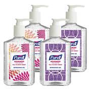Purell Advanced Refreshing Gel Hand Sanitizer , 4 pk./8 oz.