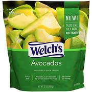 Welch's Individually Quick Frozen Avocados, 32 oz.