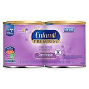 Enfamil Premium Gentlease Infant Formula, 2 pk./20.9 oz.