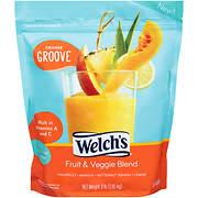 Welch's Orange Groove Fruit & Veggie Blend, 3 lbs.