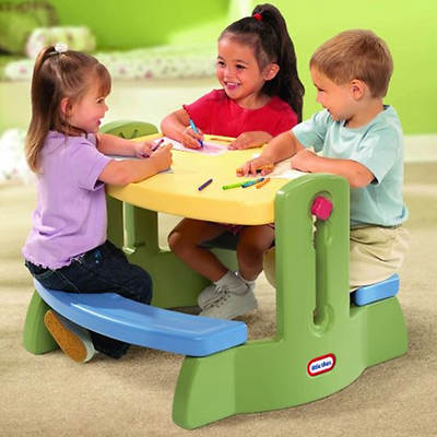 Little Tikes Adjust 'n Draw Table
