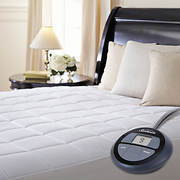 Sunbeam Heated Full Size Mattress Pad