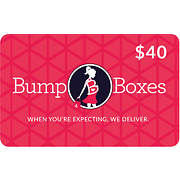 $40 Bump Boxes Gift Card