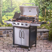 Char-Broil Performance 4-Burner Gas Grill - Stainless Steel