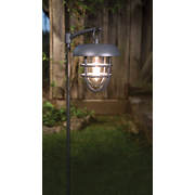 Berkley Jensen 10-Lumen Shepherd Hook Edison Pathlight, 4 pk.