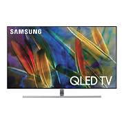 "Samsung QN55Q7FD 55"" 4K UHD Smart QLED TV with $125 Google Play Credit"