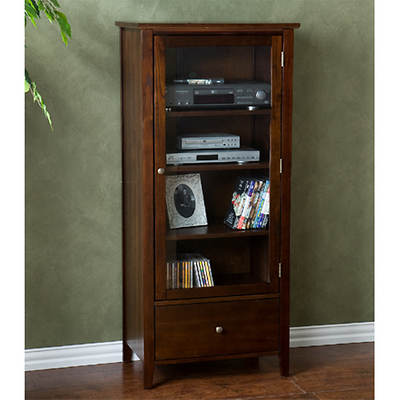 Eastwood Media Cabinet - Espresso