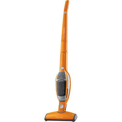 Electrolux Ergorapido Bagless 2-in-1 Stick and Hand Vacuum (Tangerine)