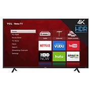 """TCL 55S403 55"""" 4K UHD HDR Smart Roku LED TV"""