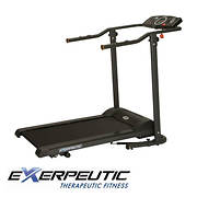 "Exerpeutic TF1000 ""Walk to Fitness"" Electric Treadmill"