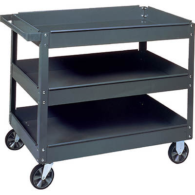 Edsal 3-Level Commercial Service Cart