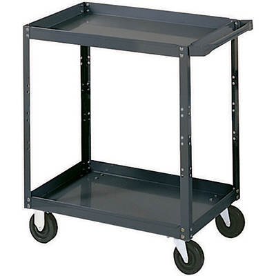 Edsal Extra Heavy-Duty Industrial Service Cart