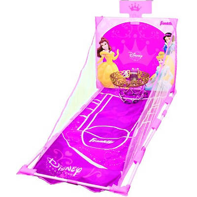 Disney Princess Hoops To Go Basketball Game
