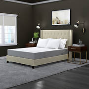 Handy Living Latex Foam and Pocketed Coil Queen-Size Mattress