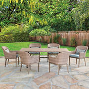 Berkley Jensen Cora 7-Pc. Outdoor Dining Set