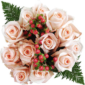 Rose Bouquets, 120 stems - Pink