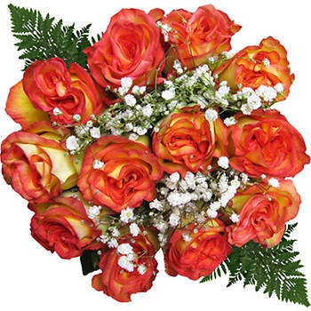 Rose Bouquets, 120 stems - Assorted Bi-Color