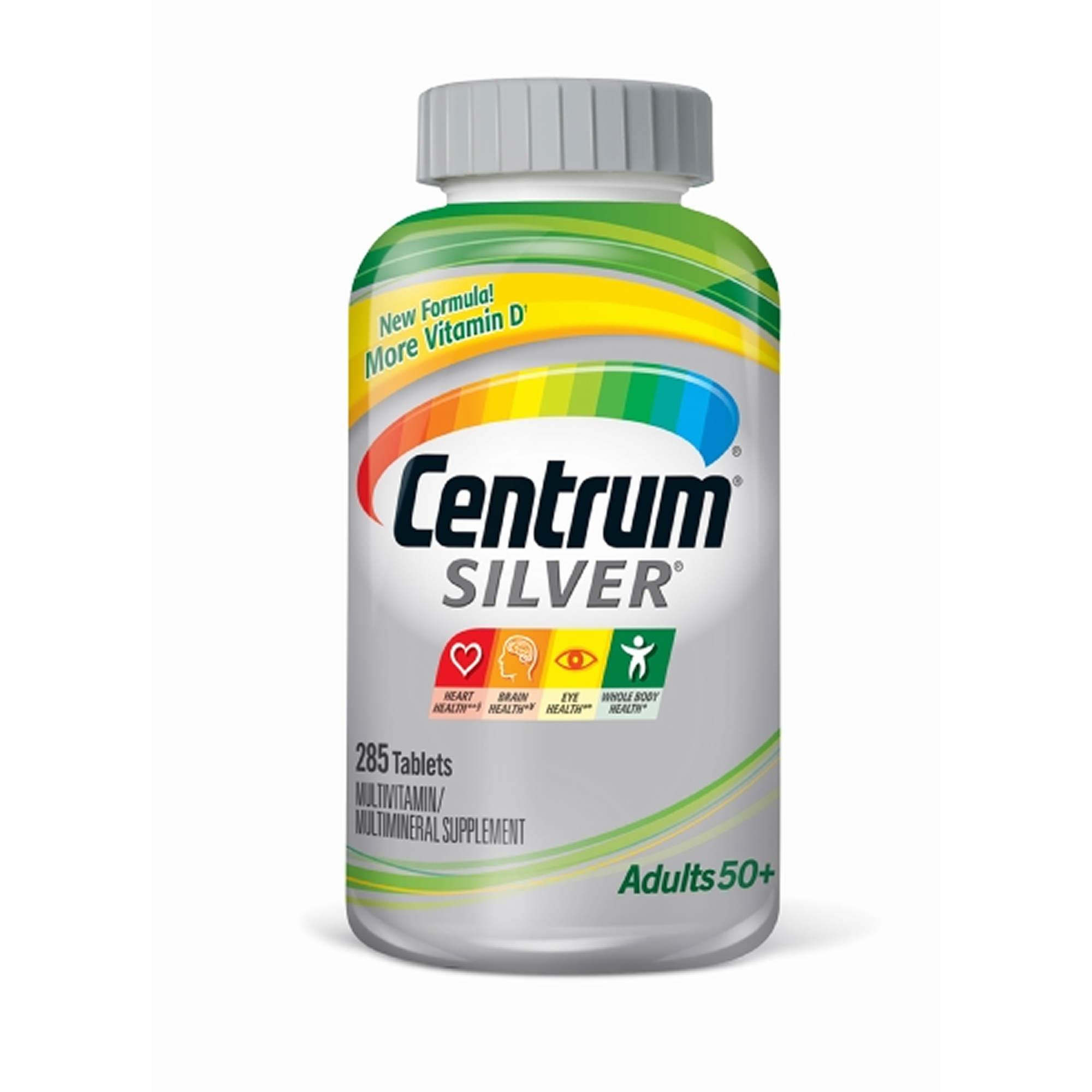 Really. Centrum silver vitamins sorry