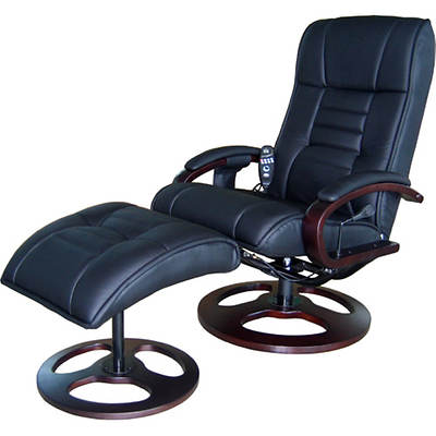 iComfort Relaxation Massage Chair with Ottoman