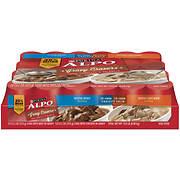 Purina Alpo Gravy Cravers Variety Pack Dog Food, 24 pk./13.2 oz.