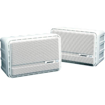 Bose 151 Environmental Speaker, Set of 2 - White