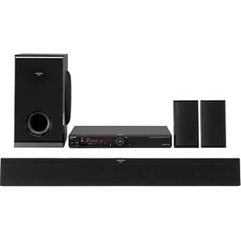 Sharp Aquos 5.1-Channel Surround Sound Home Theater System with Blu-ray Disc Player (BDMPC41U)