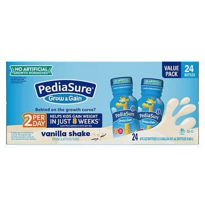 PediaSure Vanilla Shake, 8 Oz., 24-Pk