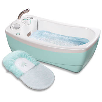 Summer Infant Soothing Whirlpool Spa and Shower