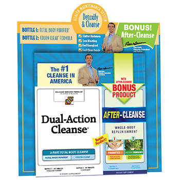 Dual-Action Cleanse with After-Cleanse
