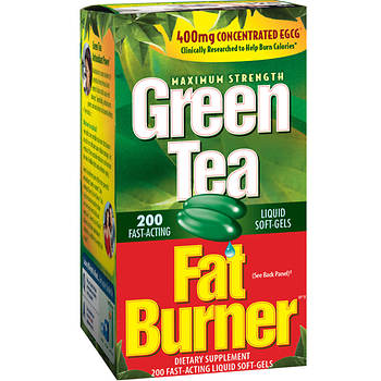 Green Tea Fat Burner, 200 ct.