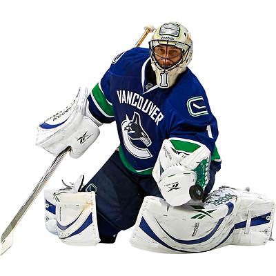 Fathead Junior Vancouver Canucks Roberto Luongo Wall Graphic