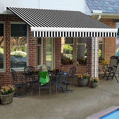 Awntech Beauty-Mark 18' South Beach Motorized Patio Awning