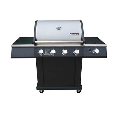 PermaSteel 5-Burner Gas Grill