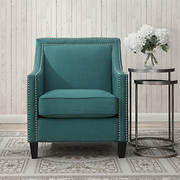 Picket House Furnishings Emery Chair - Teal