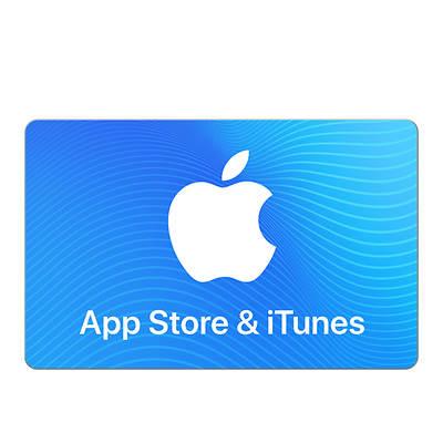 $15 iTunes Gift Card, 4-Pk