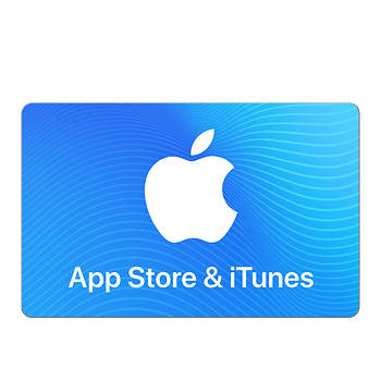 $25 iTunes Gift Card, 4 pk.