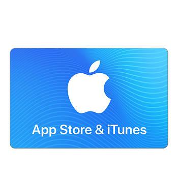 $25 iTunes Gift Card, 4 pk.
