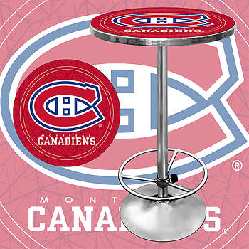 Montreal Canadiens Pub Table