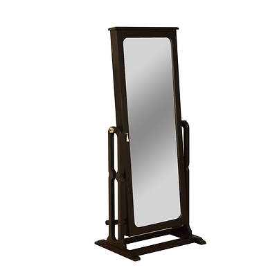 Powell Cheval Jewelry Wardrobe - Antique Black
