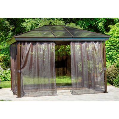 Four Seasons 12' x 14' Gazebo with Screening