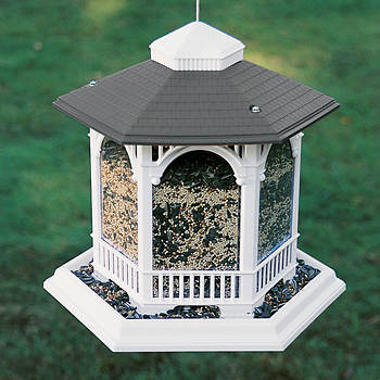 Kay Home Products Deluxe Gazebo Bird Feeder